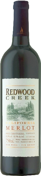 Frei Br. Redwood CreekMerlot Frei Brothers Redwood CreekU.S.A. Kalifornien Frei Br. Redwood Creek
