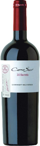 Cono SurCabernet Sauvignon 20 Barrels 20 Monate BarriqueChile Ch. Sonstige Cono Sur