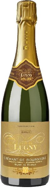 Cave de LugnyCremant de Bourgogne Brut Blanc de Blancs 100% ChardonnayFrankreich Burgund Cave de Lugny
