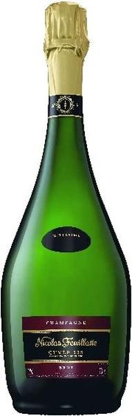 Nicolas FeuillatteCuvee 225 Brut 50% Chardonnay 50% Pinot NoirChampagne Nicolas Feuillatte
