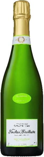 Nicolas FeuillatteGrand Cru Chardonnay Millesimee 100% ChardonnayChampagne Nicolas Feuillatte