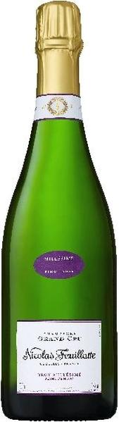 Nicolas FeuillatteGrand Cru Pinot Noir Millesimee Champagne 100% Pinot NoirChampagne Nicolas Feuillatte
