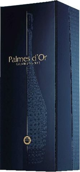 Palmes d Or Brut Vintage in Geschenkpackung StarChampagne Palmes d Or