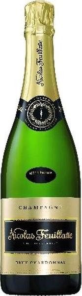Nicolas FeuillatteBrut Chardonnay Millesime Rebsorte: ChardonnayChampagne Nicolas Feuillatte
