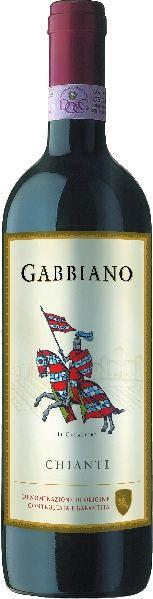 Castello di GabbianoChianti DOCG 90% Sangiovese, 10% andereItalien Toskana Castello di Gabbiano