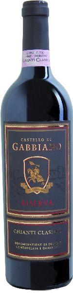 Castello di GabbianoChianti Classico DOCG Reserva Rebsorte(n):95% Sangiovese, 5% MerlotItalien Toskana Castello di Gabbiano