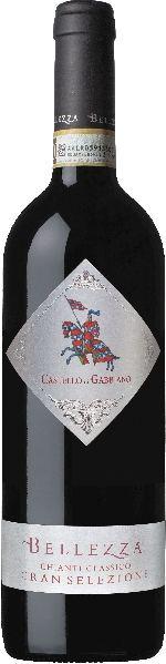 Castello di GabbianoBellezza Chianti Classico DOCG GRand SelezioneItalien Toskana Castello di Gabbiano