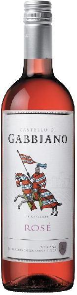 Castello di GabbianoRosato di Toscana IGT Rebsorte(n):95% Sangiovese, 5% MerlotItalien Toskana Castello di Gabbiano