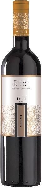 BidoliMerlot DOC FriuliItalien Friaul Bidoli