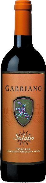 Castello di GabbianoSolatio Toscana IGT 50% Syrah, 45% Cabernet Sauvignon, 5% SangioveseItalien Toskana Castello di Gabbiano