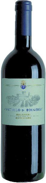 Castello di Bolgheri - Bolgheri Superiore DOC Cabernet-Sauvignon, Merlot, Cabernet-FrancItalien Toskana Castello di Bolgheri