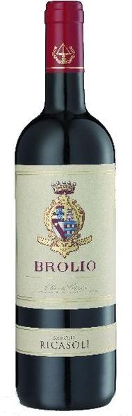 Barone Ricasoli Brolio Chianti Classico DOCG Sangiovese 80%, Merlot 15%, Cabernet Sauvignon 5%Italien Toskana Barone Ricasoli