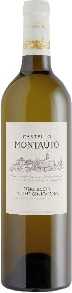 Castello MontautoVernaccia di San Gimignano DOCGItalien Toskana Castello Montauto