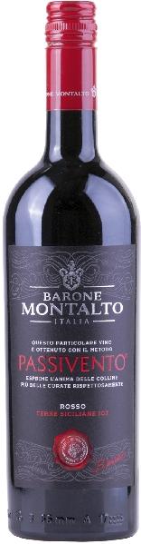 Barone Montalto Nero D Avola Terre Siciliane IGT PassiventoItalien Sizilien Barone Montalto