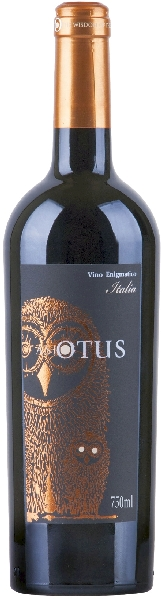 Asio Otus Rot Vino Varietale d Italia Jg.  Cuvee aus Cabernet, Merlot, SyrahItalien Sizilien Asio Otus