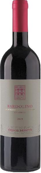 Cecilia BerettaBardolino Classico DOC Costiera Cuvee aus 60% Corvina, 20% Rondinella, 20% CorvinoneItalien Venetien Cecilia Beretta