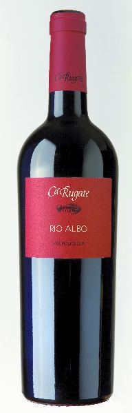 Ca RugateValpolicella Rio Albo DOC 40% Corvina, 30% Corvinone, 30% RondinellaItalien Venetien Ca Rugate
