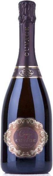 Cuvage di Cuvage Pas Dose, 18 Monate Flaschengärung, Cuvee aus Pinot Nero und ChardonnayItalien Piemont Cuvage
