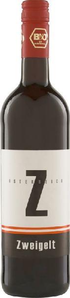 R460037560 Bionisys Zweigelt Qualitätswein trocken  B Ware Jg.