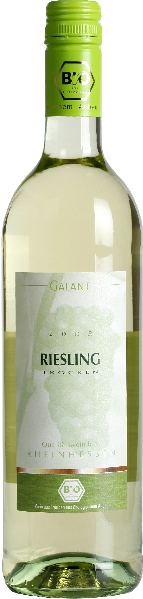 Mehr lesen zu :  R460042365 Bionisys Riesling Galant QbA  B Ware Jg.