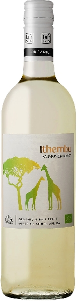 R460044542 Western Cape Ithemba Chenin Blanc - Sauvignon Blanc Stellar Organics **anderes Etikett** B Ware Jg.