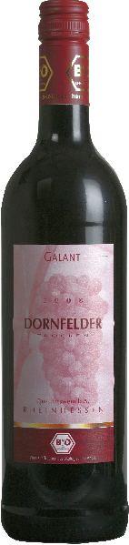 R460047232 Bionisys Dornfelder Galant QbA trocken  B Ware Jg.2015