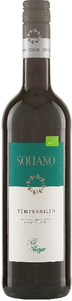 R460047603 La Mancha Soliano Tempranillo DO  B Ware Jg.