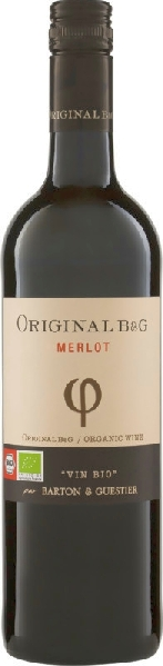 Image of Barton Guestier BG Original Merlot Vin de Pays Jg. 2018
