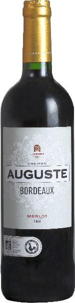 AugusteChateau  Bordeaux Rouge AOCFrankreich Bordeaux Auguste