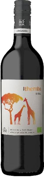 R460049542 Western Cape Ithemba Shiraz Stellar Organics **neues Etikett B Ware Jg.