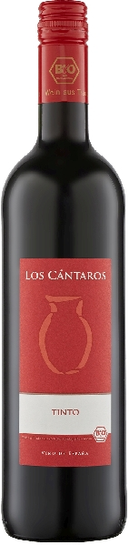 Bionisys-ESLos Cantaros Tinto DOSpanien La Mancha Bionisys-ES