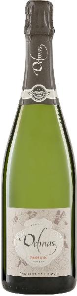 R460051370 Delmas - Antugnac Cremant de Limoux AOC Delmas  B Ware Jg.