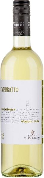 Barone MontaltoMontalto Organic Cattaratto IGTItalien Sizilien Barone Montalto