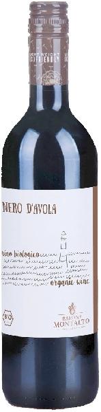 MontaltoOrganic Nero d AvolaItalien Sizilien Montalto