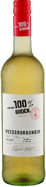 1. Markgräfische WG Schlieng100% Baden Weissburgunder QbA Jg. 2017Deutschland Baden 1. Markgräfische WG Schlieng
