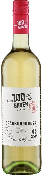 1. Markgräfische WG Schlieng100% Baden  GrauburgunderDeutschland Baden 1. Markgräfische WG Schlieng