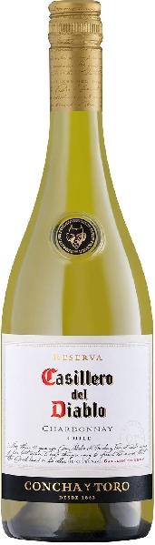 CYTCasillero del Diablo ChardonnayChile Ch. Sonstige CYT
