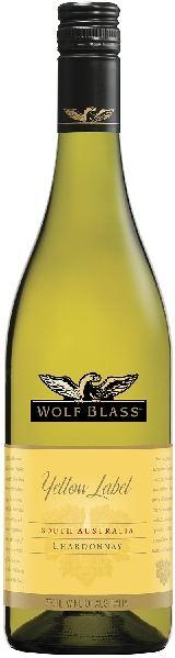 Wolf BlassYellow Label ChardonnayAustralien South Australia Wolf Blass