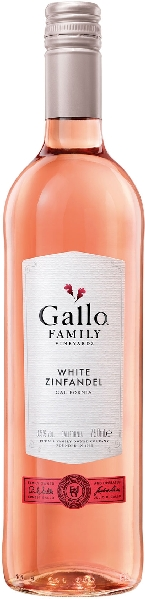 Gallo Family Vineyards Zinfandel Rose White ZinfandelU.S.A. Kalifornien Gallo
