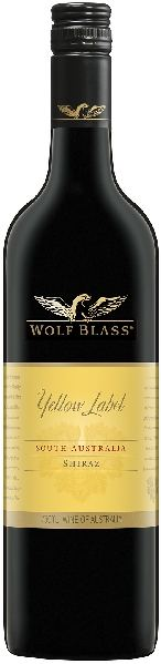 Wolf BlassYellow Label ShirazAustralien South Australia Wolf Blass