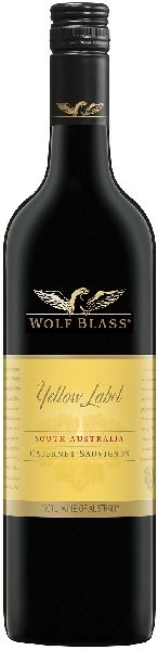 Wolf BlassYellow Label Cabernet SauvignonAustralien South Australia Wolf Blass