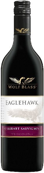 R470048988 Wolf Blass Eaglehawk Cabernet Sauvignon  neue Ausstattung B Ware Jg.2015