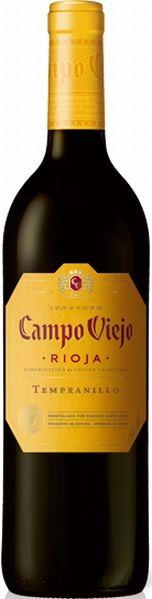 Campo ViejoRioja  TempranilloSpanien Rioja Campo Viejo