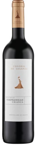 Condesa de LeganzaTempranillo 6 Monate in amerikanischer Eiche gereiftSpanien La Mancha Condesa de Leganza