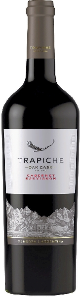 Mehr lesen zu :  R470049404 TrapicheCabernet Sauvignon Oak Cask Argentinien Mendoza Trapiche B Ware Jg.