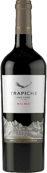 R470049405 Trapiche Malbec Oak Cask    Jg,   B Ware Jg.