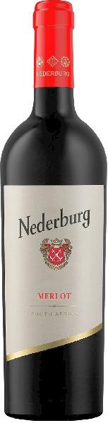 Nederburg MerlotSüdafrika Western Cape Nederburg