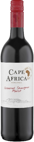 Cape AfricaCabernet Sauvignon MerlotSüdafrika Su.Sonstige Cape Africa