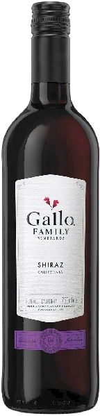 Gallo Familiy Vineyards ShirazU.S.A. Kalifornien Gallo