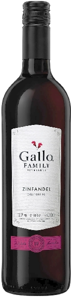 Gallo Familiy Vineyards ZinfandelU.S.A. Kalifornien Gallo